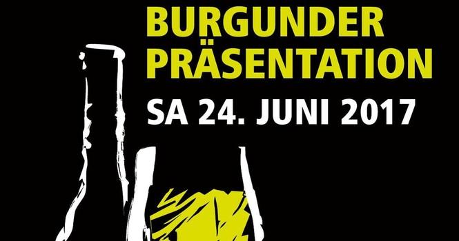 Burgunderpräsentation