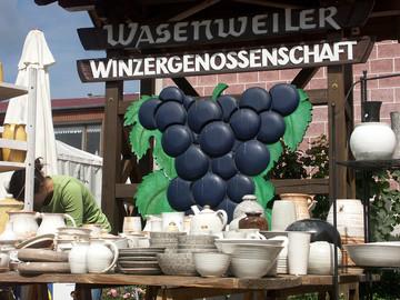 Töpfermarkt Wasenweiler